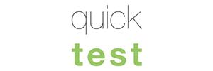 Vad är en Quicktest rabattkod?